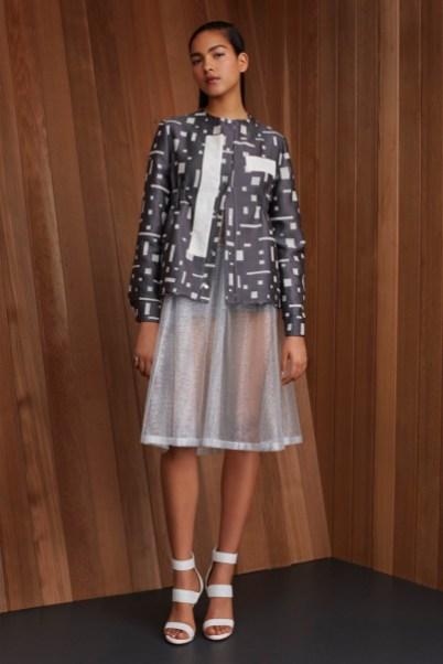 Alexandar Lewis Ready To Wear Dresses For Women 2015-16 12