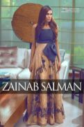 Autumn Pret Eid Wear By Zainab Salman 2015-16