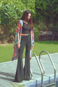 Autumn Pret Eid Wear By Zainab Salman 2015-16 10