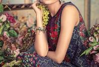 Cambric Unstitch Eid Wear By Outfitters 2015-16