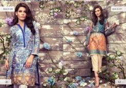 Digital Pret Kurtis Eid Wear Ideas Collection By Gul Ahmed 2015-16 11
