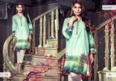 Digital Pret Kurtis Eid Wear Ideas Collection By Gul Ahmed 2015-16 17
