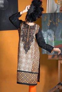 Eid Embroidered Kameez Designs By Fabrizio 2015-16 10