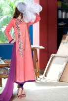 Eid Embroidered Kameez Designs By Fabrizio 2015-16 4