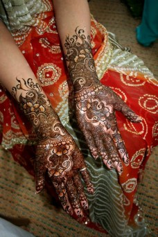 Eid Ul Azha Chand Rat Mehndi Special Designs 2015-16 5