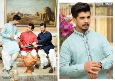 Eid Ul Azha Men Kurta Shalwar By Rivaj 2015-16 12