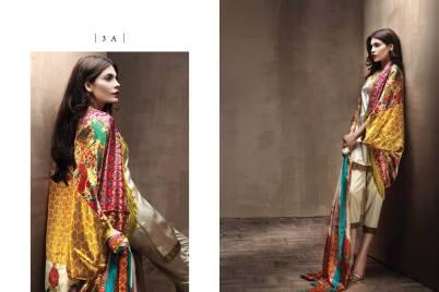 Eid Ul Azha Silk Dresses By Sana Safinaz 2015-16 11