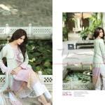 Embroidered Kameez Eid Wear By Lala 2015-16 10