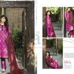 Embroidered Kameez Eid Wear By Lala 2015-16 11