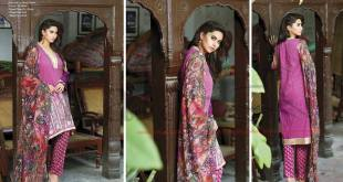 Embroidered Kameez Eid Wear By Lala 2015-16