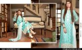 Embroidered Swiss Cotton Dresses By Rujhan 2015-16 5