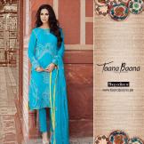 Fall Shalwar Kameez Designs For Women By Taana Baana 2015-16 6