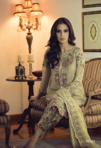 party wear eid dress