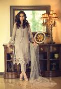 Mbroidered Eid Wear Bridal Dresses By Maria B 2015-16 3