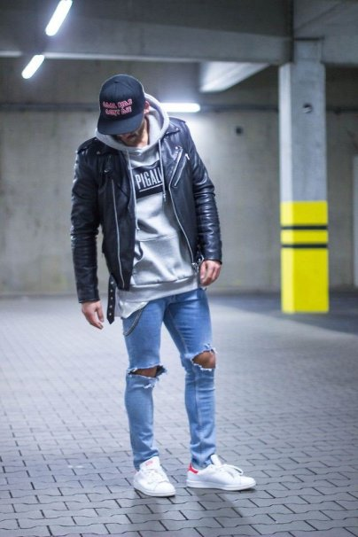 Urban Street Style Winter Outfit Ideas For Men 2015-16 9