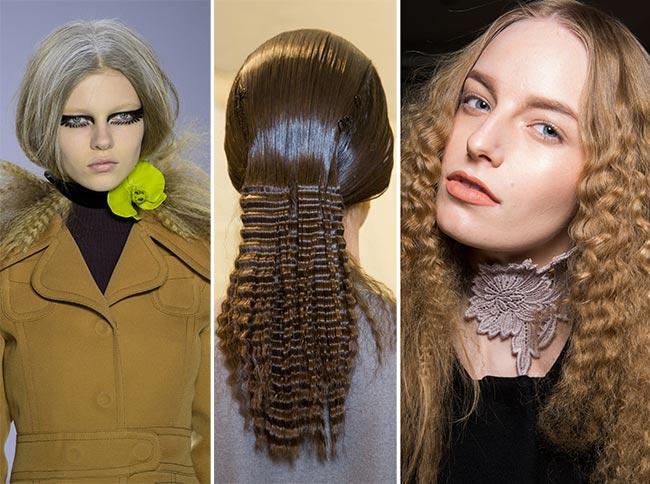 crimp hairstyles