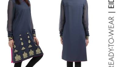 ready to wear winter kurtis