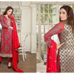Banarasi Shalwar Kameez Collection By Tawakal Fabrics 2015-16 6