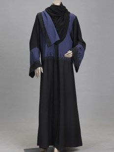 Black Abaya Collection By J