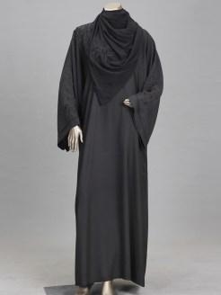 Black Abaya Collection By J. Junaid Jamshed 2015-16