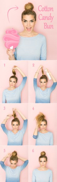 Daily Routine Hair Tutorials For Every Girl 2