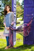 Embroidered Cotton Polyester Shalwar Kameez By Khaadi 2015 8