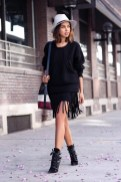 Fall Fringe Outfits For Women 2015-16