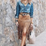 Fall Fringe Outfits For Women 2015-16 2
