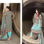 Gloria Linen Dresses For Women By Rashid Textiles 2015-16 11