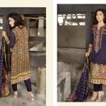 Gloria Linen Dresses For Women By Rashid Textiles 2015-16 15
