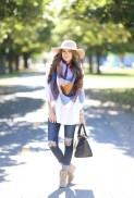 How To Do Winter Scarf Styling With Casual Outfits 5