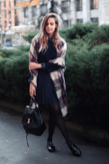 How To Do Winter Scarf Styling With Casual Outfits 9