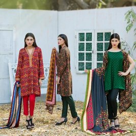 Linen Embroidered Winter Collection By Ittehad 2015-16 14
