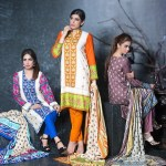 Linen Embroidered Winter Collection By Ittehad 2015-16 2