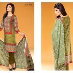 Linen Winter Embroidered Shalwar Kameez By Sitara Textiles 2015-16 2