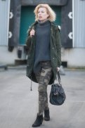 Military Clothing Trend In Winter Outfits 4