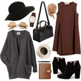 Must See Winter Outfits With Ankle Boots Fashion 7
