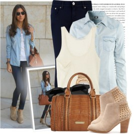 Must See Winter Outfits With Ankle Boots Fashion 8