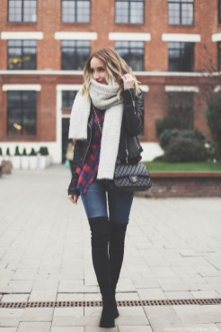 Over Knee Boots Designs In Winter For Women 1