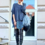 Over Knee Boots Designs In Winter For Women 4