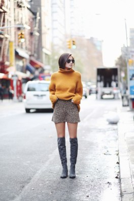 Over Knee Boots Designs In Winter For Women 9