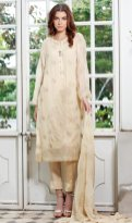 Printed Kameez Fall Collection By Bareeze 2015-16 2