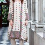 Printed Kameez Fall Collection By Bareeze 2015-16 6