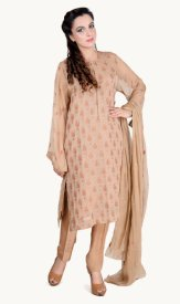 Printed Kameez Fall Collection By Bareeze 2015-16 7