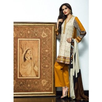 Royal Embroidered Dresses By House Of Ittehad 2015-16 13