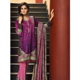 embroidered work on kameez