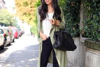 Trench Coat Trend This Fall Season For Women