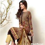 Velvet Shalwar Kameez Collection By Gul Ahmed 2016 11