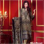 Velvet Shalwar Kameez Collection By Gul Ahmed 2016 12