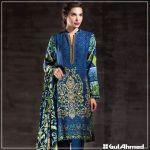 Velvet Shalwar Kameez Collection By Gul Ahmed 2016 20